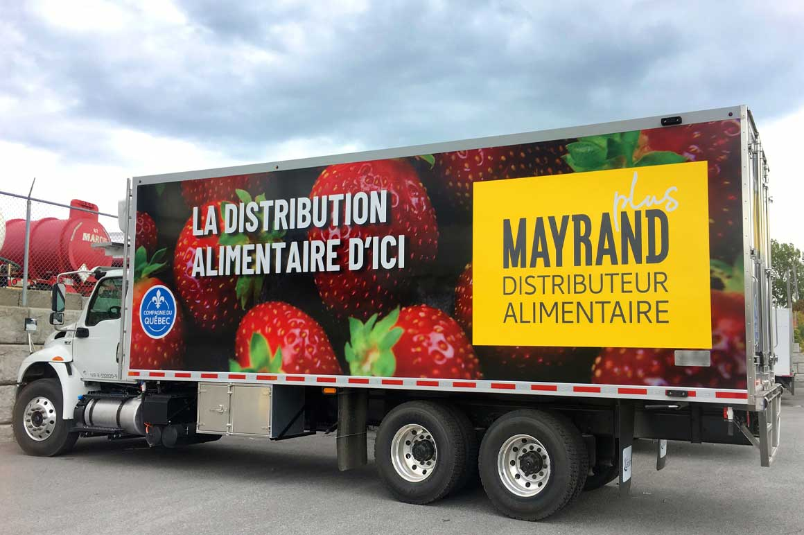 State-of-the-art Fleet  | Mayrand Plus