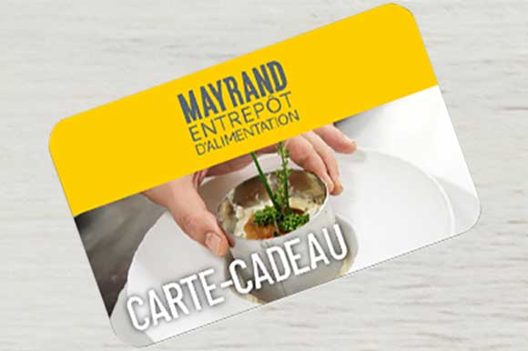 +2 to 3% additional rebate in the form of a Mayrand gift card | Mayrand Plus